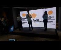 """Emiliano Estrada: """"Vamos a ser los diputados de todos los salteños"""""""
