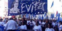 El Movimiento Evita marchará a Plaza de Mayo en apoyo a Alberto Fernández