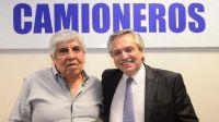Sindicatos y agrupaciones sociales expresaron su apoyo a Alberto Fernández