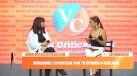 """Verónica Caliva habló de las renuncias masivas en el Gabinete: """"No hubo respuesta para llegar al pueblo trabajador"""""""