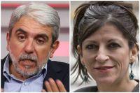 """Aníbal Fernández le respondió a la diputada K que trató de """"okupa"""" y """"mequetrefe"""" a Alberto"""