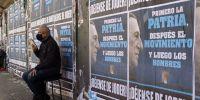 ¡Déjense de joder!: los alrededores del congreso empapelados con afiches