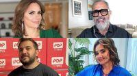 ¿Qué dijeron los famosos afines al kirchnerismo sobre la crisis del gobierno?