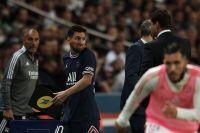 El PSG sufrió y ganó en la última: Messi salió y se fue enojado