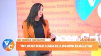 Nora Terragroza, la primera mujer candidata a presidenta en el Consejo Profesional de Ciencias Económicas
