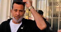 """Chano Charpentier rompió el silencio y habló del incidente con la policía: """"No recuerdo el hecho"""""""