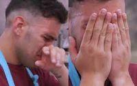 Bake Off: El llanto de Emiliano ante la torpeza que complicó su estadía en el reality