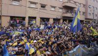 Recepción a Boca Juniors. Fuente: (Twitter)