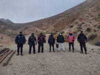 |FOTOS| No se pierde la esperanza: megaoperativo en La Poma para hallar a Ernesto David Sulca