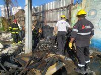|AHORA| Se desató un incendio de grandes proporciones en Avenida Paraguay