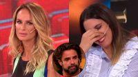 ¿Cinthia Fernández y Luciano Castro en pleno romance? La reacción de Sabrina Rojas