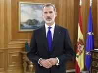 El conmovedor mensaje del rey Felipe VI, a los afectados en la Palma