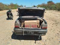 Otra vez: Gendarmería incautó mercadería ilegal valuada en una importante suma. FOTOS