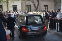 Tras la despedida y homenaje al comisario Pistán, así está la causa de los homicidas