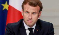 Emmanuel Macron recibió un 'huevazo' por parte de un ciudadano