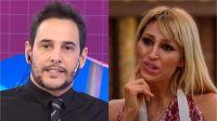 Rodrigo Lussich acusó a Vicky Xipolitakis de extorsionar a su ex marido