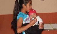 Niñas madres: informaron cuantas son las menores de edad embarazadas en la comunidad wichi