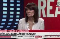 El insólito motivo por el que despidieron María Laura Santillán del noticiero