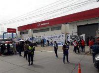 """Trabajadores de Andreani aseguran que compañeros fueron despedidos """"injustamente"""""""