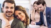 Paula Chaves y Pedro Alfonso celebraron su séptimo año de casados con emotivas dedicatorias