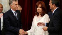 """Burla a la Justicia"", así se refirió Cristina a la nueva tarea de Macri en EEUU"