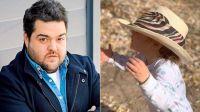 Darío Barassi estalló contra el comentario 'gordofóbico' de una seguidora y en el que incluyó a su hija