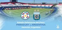 Rumbo a Qatar 2022, ya juegan la Selección Argentina vs. Paraguay