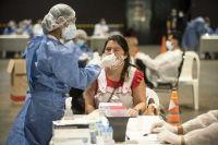 Se confirmaron poco más de 700 casos de coronavirus en Argentina en las últimas 24 horas
