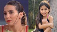 """Cinthia Fernández sorprendió al revelar la extraña habilidad de su hija """"Ella puede ver…"""""""