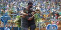 Brasil superó las 600 mil muertes por Covid-19