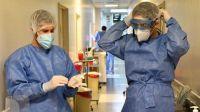 Coronavirus en Argentina: la curva de contagios se mantiene en descenso