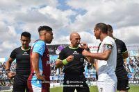 Central Norte rescató un punto ante Racing de Córdoba