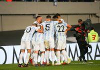 La Selección Argentina y un triunfo (con baile) ante Uruguay por 3-0