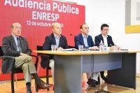 Concluyó la audiencia pública para definir el aumento de la luz en Salta