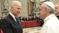 Joe Biden se reunirá con el Papa Francisco
