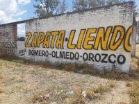 De la mano de Orozco, Rosario de la Frontera, se empieza a teñir de amarillo