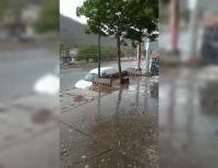 AHORA | Fuerte temporal en Salta: reportan caída de granizo en varios puntos de la Ciudad. VIDEOS
