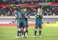 Con gol de Lautaro Martínez, Argentina le ganó a Perú por las Eliminatorias sudamericanas
