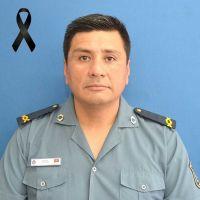 Policía de Salta lamenta el deceso del Suboficial Mayor Claudio Alejandro Pastrana