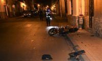 Accidente vial: murió una policía y la camioneta que la chocó se dio a la fuga