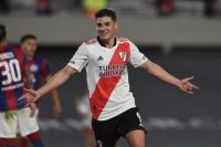 River Plate le ganó a San Lorenzo y se corta en la cima del torneo