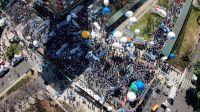 """Día de la Lealtad Peronista II: la CGT arrancó la movilización con el """"trabajo"""" como consigna"""