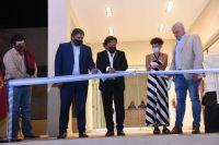 Gustavo Saénz inauguró la Casa de la Cultura de Tartagal