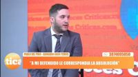 """Caso Lautaro Teruel: el abogado defensor de Silvio Rodríguez dijo que """"el hecho no ocurrió"""""""