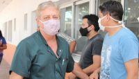 """El gerente del hospital de Tartagal hizo una fuerte advertencia: """"Estamos colapsados"""""""