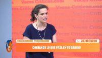 """Cristina Fiore: """"En el expediente de intervención de Salvador Mazza no hay ni media coma"""""""