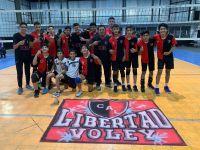 Tras ser protagonistas en el Torneo Regional Sub-14 de Vóley, el Club Libertad necesita ayuda de la sociedad