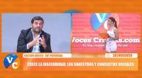 """Gustavo Orozco: """"Hay 2.200 firmas de rosarinos pidiendo por la intervención de Rosario de la Frontera"""""""