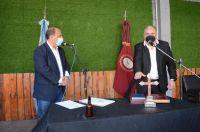 El comodín de las intervenciones: Adrián Zigarán asumió funciones en Salvador Mazza