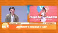 """Javier Mónico apuntó contra Gustavo Orozco, y lo acusó de """"doble moral"""""""